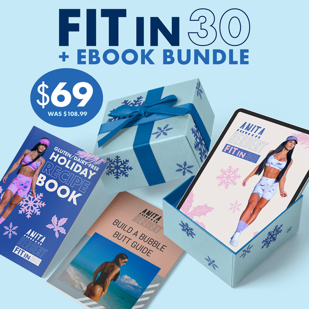 FIT IN 30 + eBook Bundle