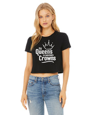 FitQueens Crop T-Shirt