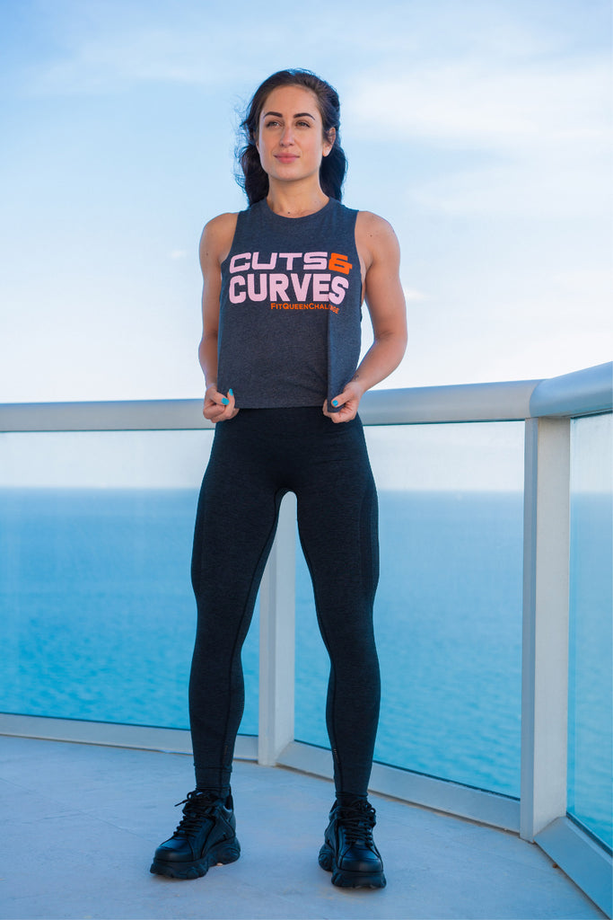 The Ultimate Cuts & Curves Crop + Shorts Bundle