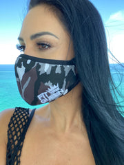 FitQueen Cloth Mask!