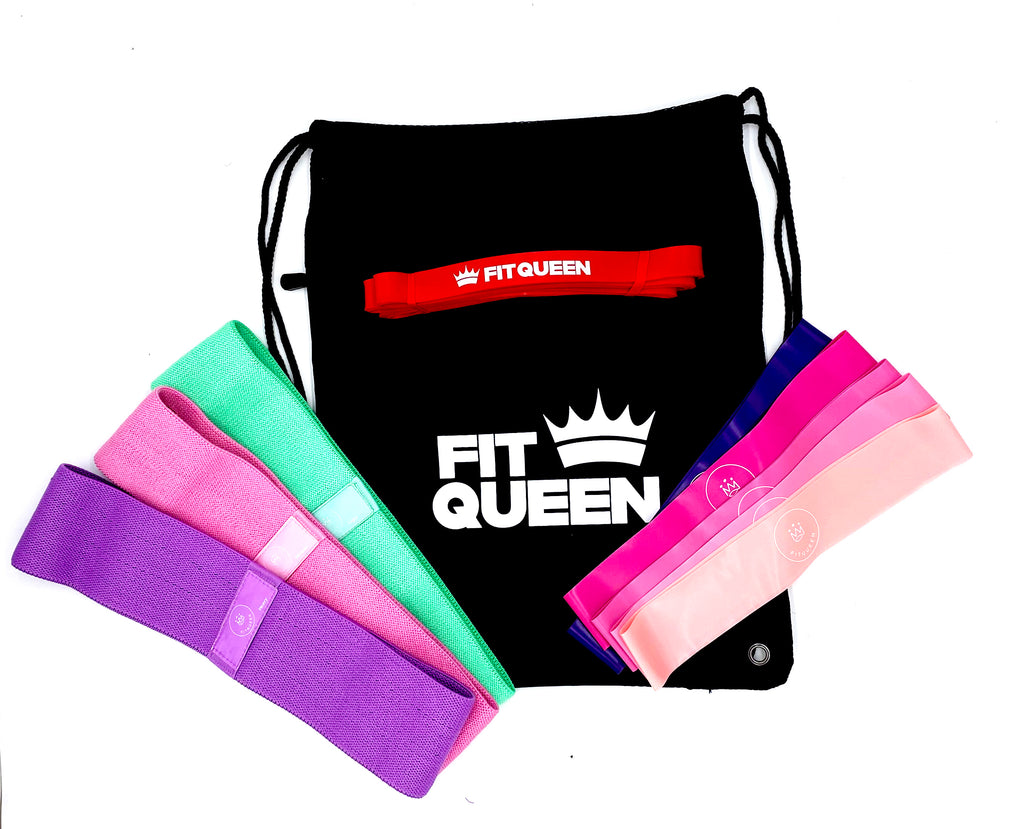 FitQueen Ultimate Gym Bundle!