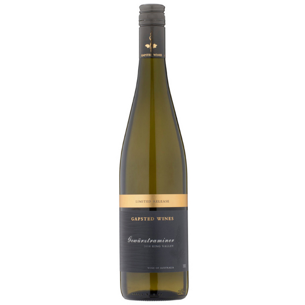 Reintroducing our Limited Release Gewürztraminer