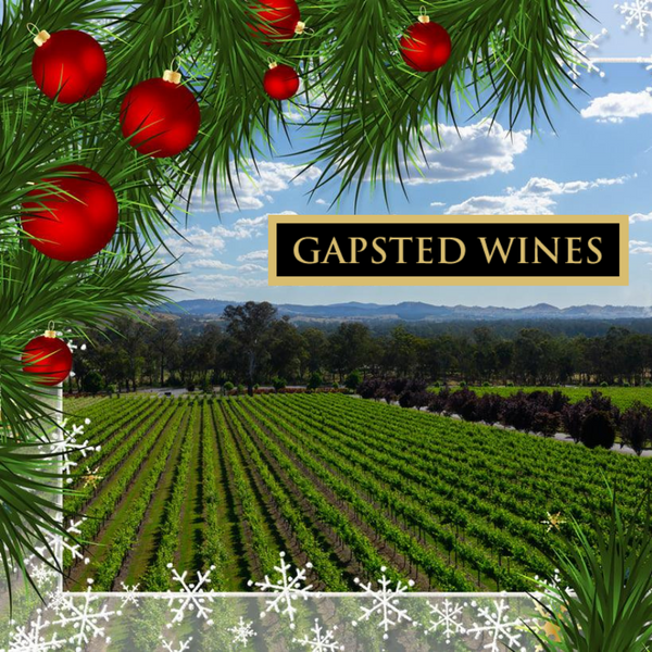 Celebrate the Festive Season with Gapsted Wines