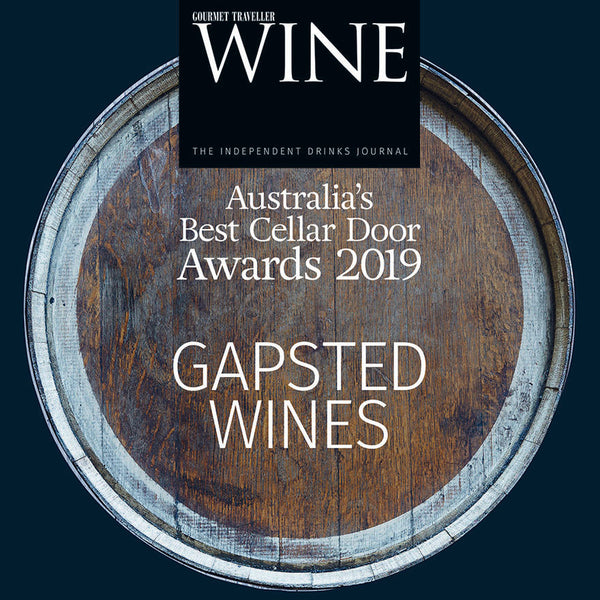 Our Cellar Door continues to win awards - book your table now!