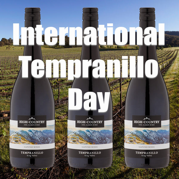 Celebrate International Tempranillo Day with Gapsted Wines