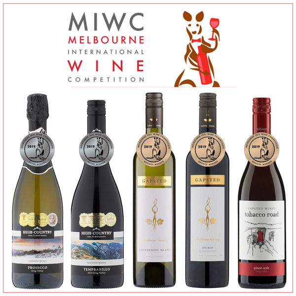Just Announced – Melbourne International Wine Competition Results