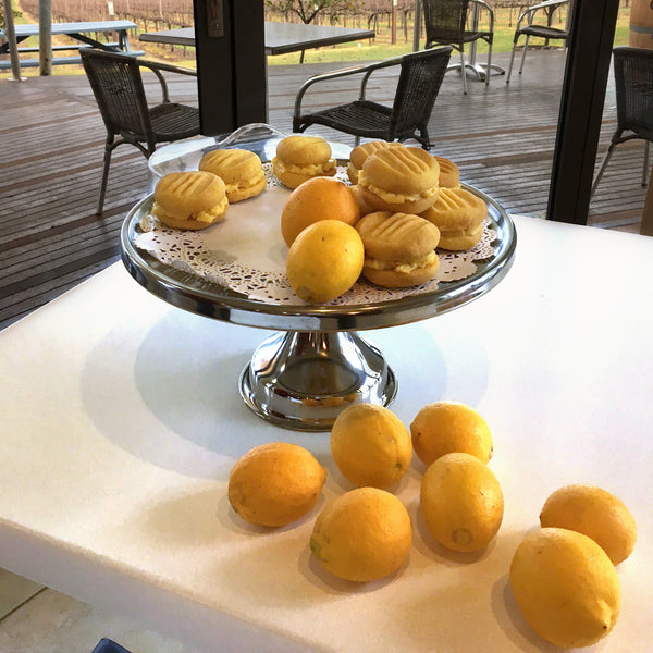 Missing our Cellar Door's mouth-watering lemon YoYos?