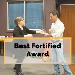 North East Wine Challenge - Best Fortified Wine - Gapsted Wines