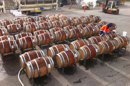 Contract Wine Processing - Gapsted Wines