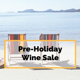 Pre-Holiday Wine Sale - Gapsted Wines