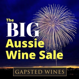 Big Aussie Wine Sale - Gapsted Wines