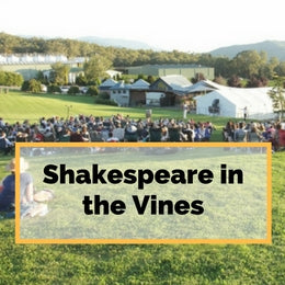 Shakespeare in the Vines - Gapsted Wines