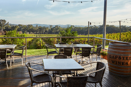 Gapsted Wines Restaurant - Myrtleford