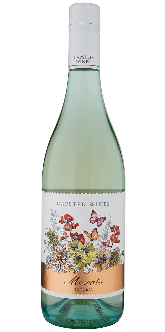 Gapsted Fruity 2020 Moscato - Gapsted Wines