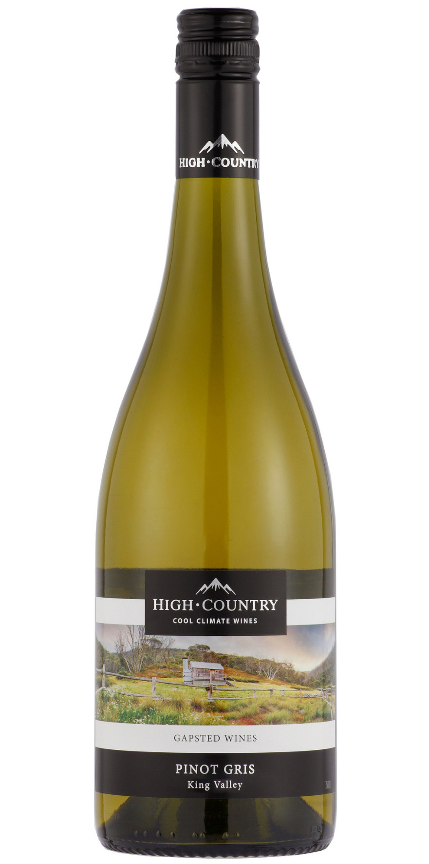 High Country 2020 Pinot Gris - Gapsted Wines