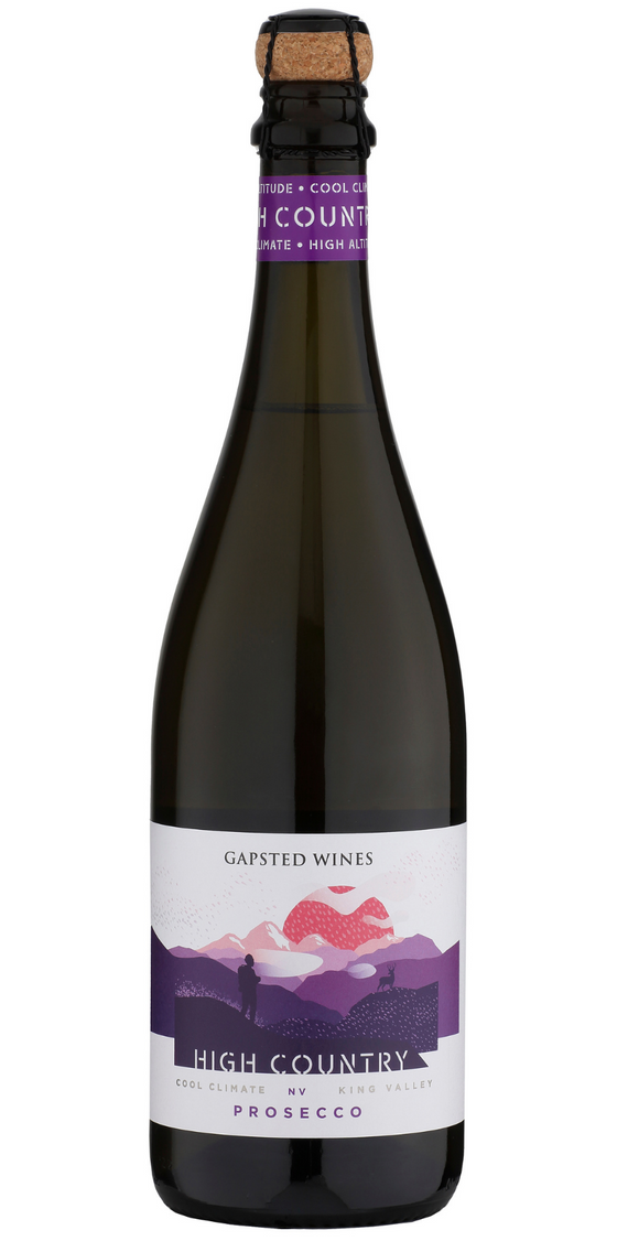 High Country NV Prosecco - Gapsted Wines