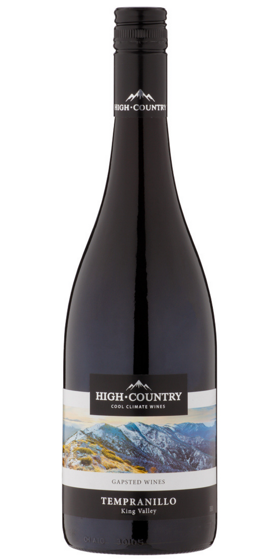 High Country 2019 Tempranillo - Gapsted Wines