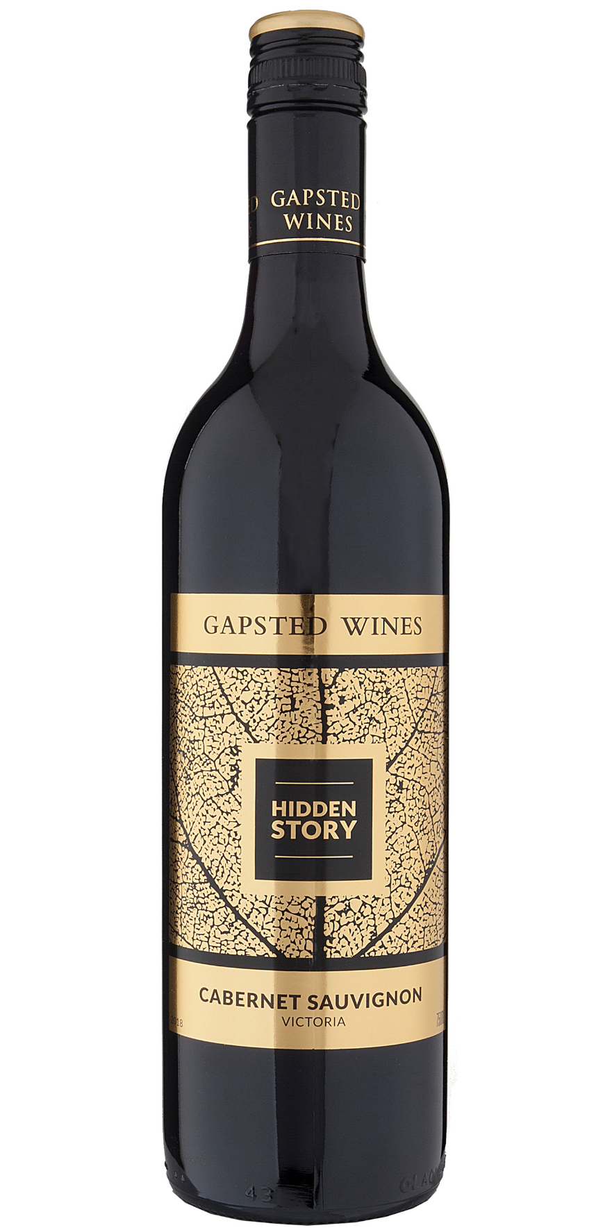 Hidden Story 2019 Cabernet Sauvignon - Gapsted Wines