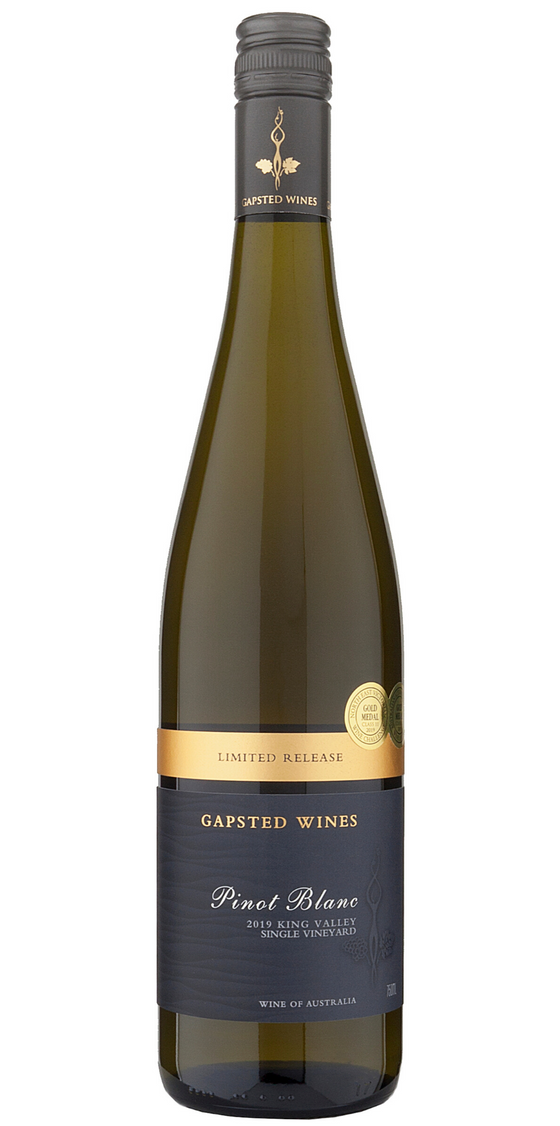 Limited Release 2019 Pinot Blanc - Gapsted Wines
