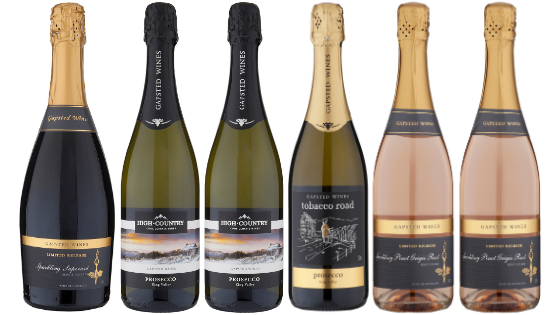 Mother's Day Sparkling Wine Pack - Gapsted Wines