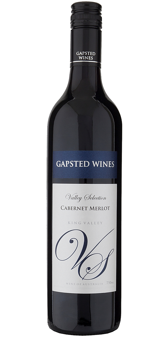 Valley Selection 2018 Cabernet Merlot - Gapsted Wines SPRING SALE