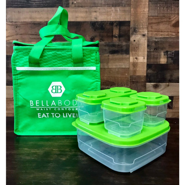 BB MEAL PREP SET