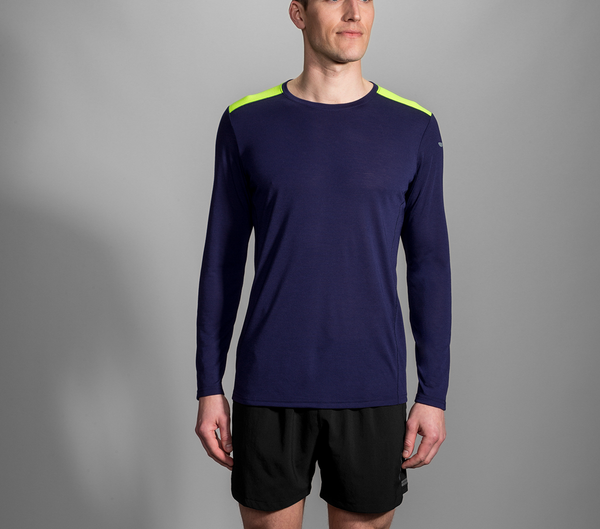 MENS DISTANCE LONG SLEEVE