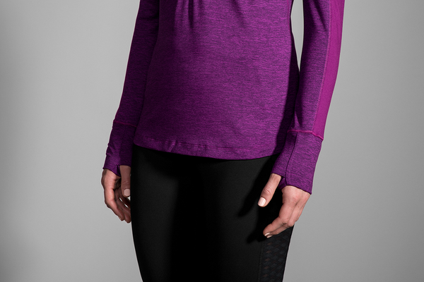 WOMENS DASH 1/2 ZIP