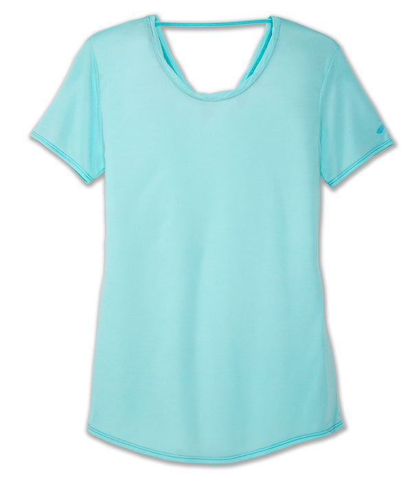 WOMENS DISTANCE SHORT SLEEVE
