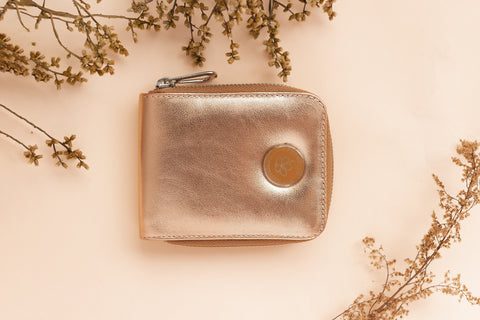 PRE-ORDER ~ Cosmo ~ Wallet with Zipper