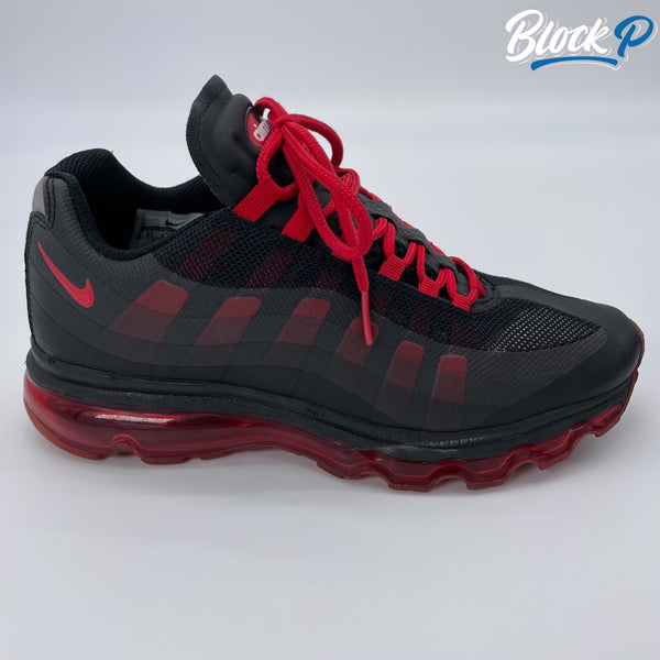 Nike Air Max 95+ BB Black Anthracite sport red