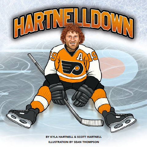 AUTOGRAPHED Hartnelldown Children's Book