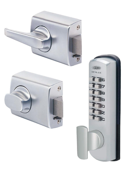 002DXSC digital lockset