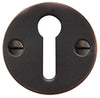 3013 uncovered bit key escutcheon