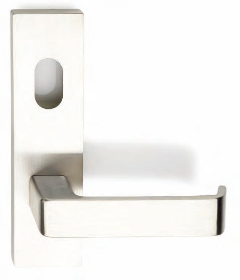6600 series lever on plate furniture
