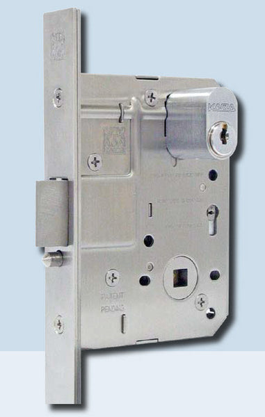 MS51 entrance function lock