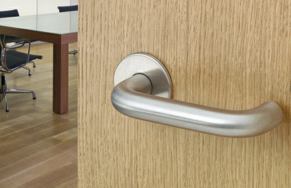 CU+ 3502 contego anti microbial lever furniture