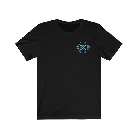 Blue Wrench Tee