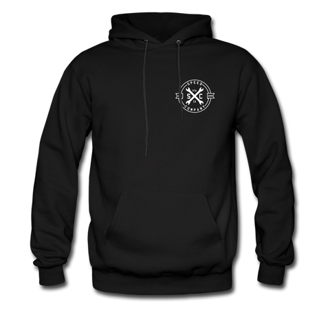 Wrench Hoodie - black