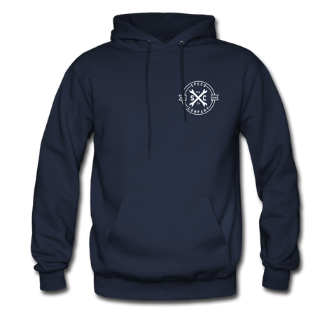 Wrench Hoodie - navy