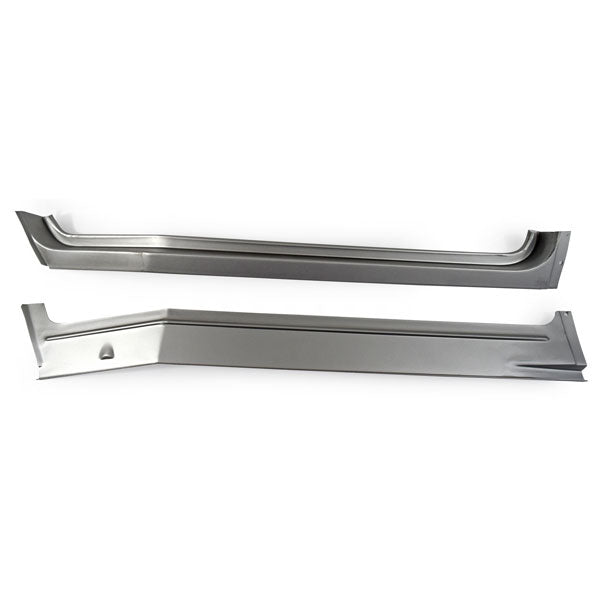 Cab Door Under Rain Gutter Support 1964-67 Type 2 T1 Bus - Passenger