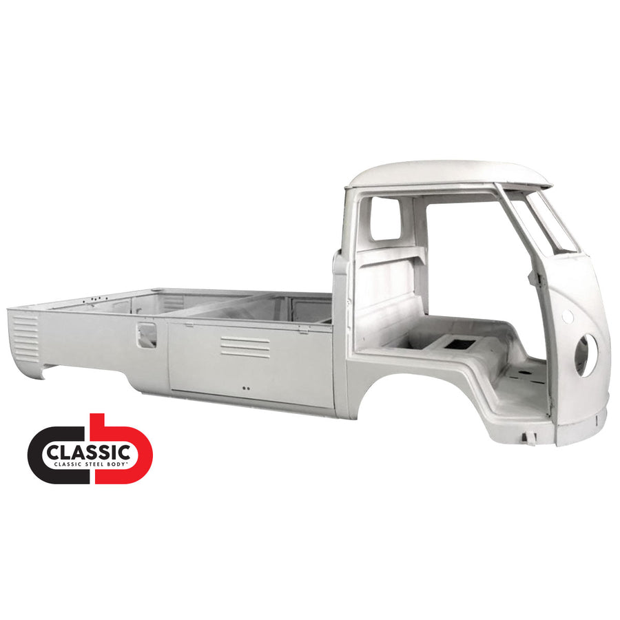 Complete Steel Single Cab Truck Body