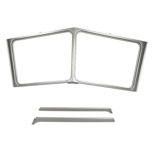 Front Windshield Outer Screen Skin 1955-67 Type 2 T1 Bus