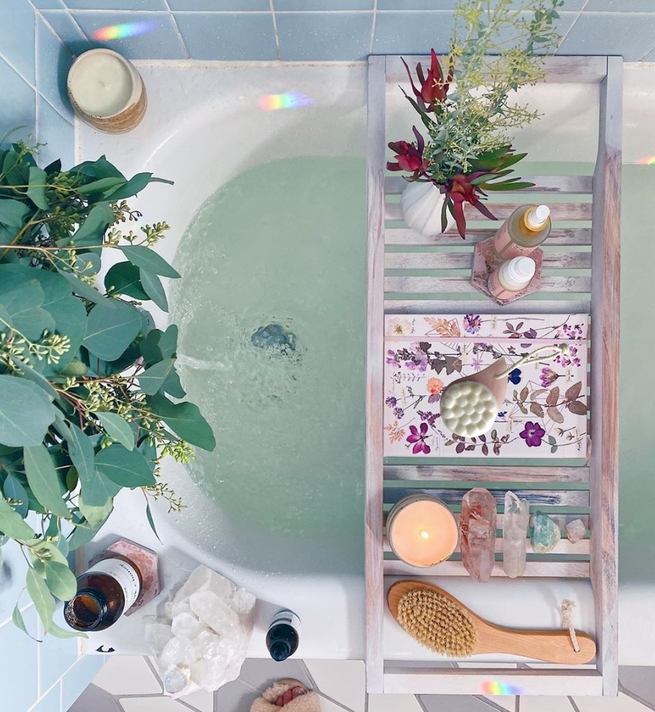How To Improve Self-Care With Crystal Beauty Rituals