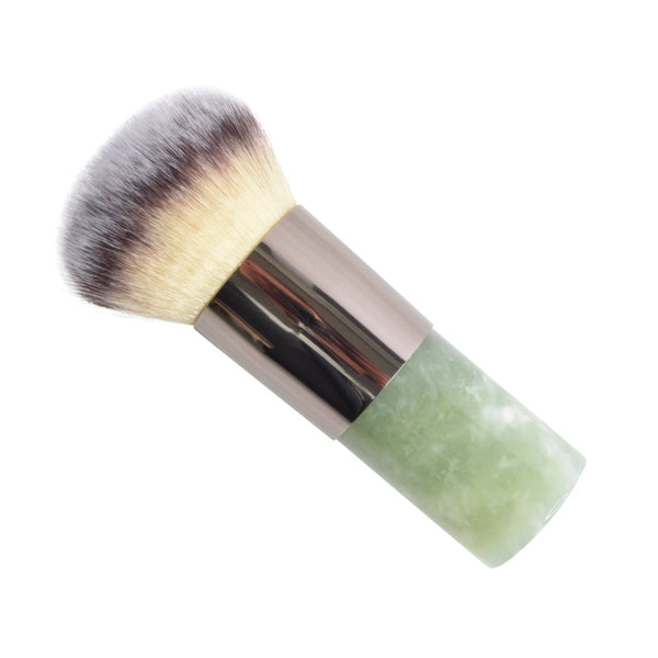 jade makeup brush