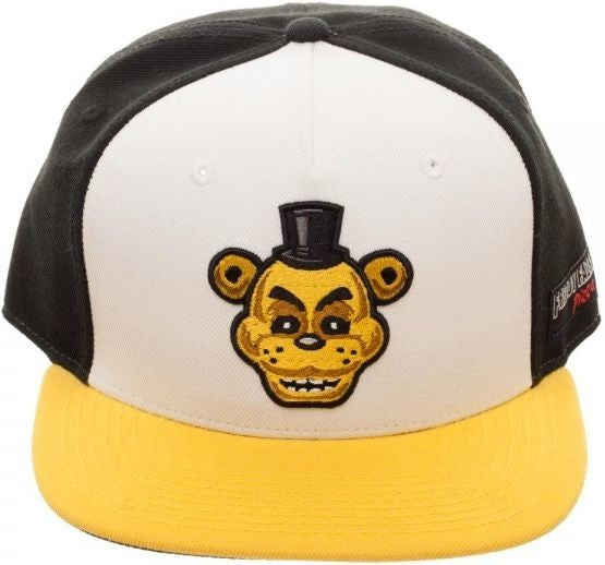 Five Nights at Freddy's - Golden Freddy snapback cap