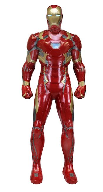Marvel - Iron Man - Civil War Life-Size Foam Replica