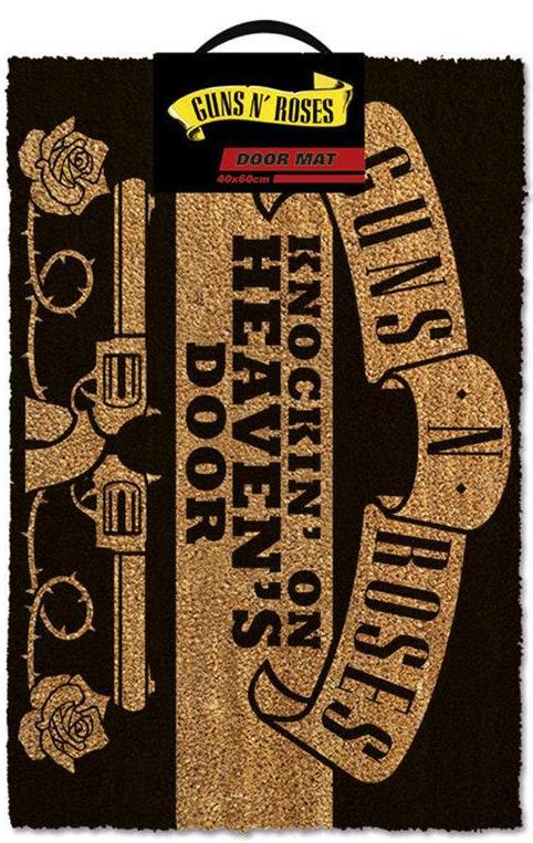 Guns N' Roses (Knockin On Heavens Door) Doormat
