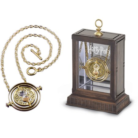 Harry Potter - Hermione's Time Turner - 24K plated