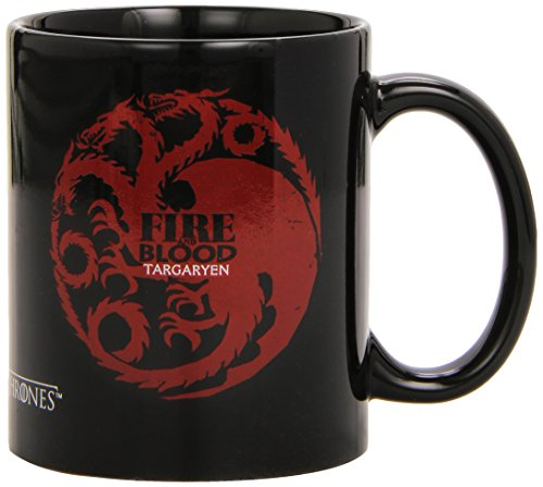 Game of Thrones - Targaryen mug